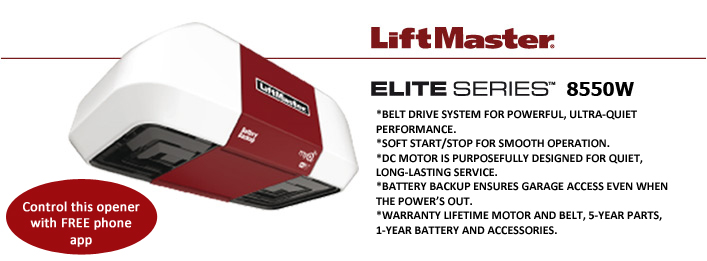 Elite Series Operatior - Garage Door Operators
