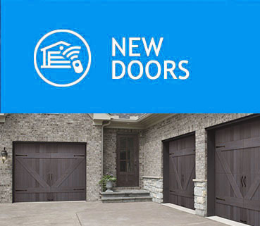 Get a new garage door with Phillips Garage Door