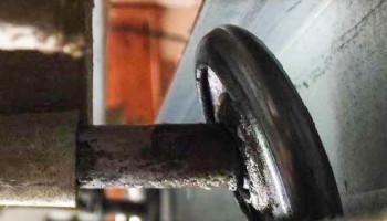 service for broken rollers